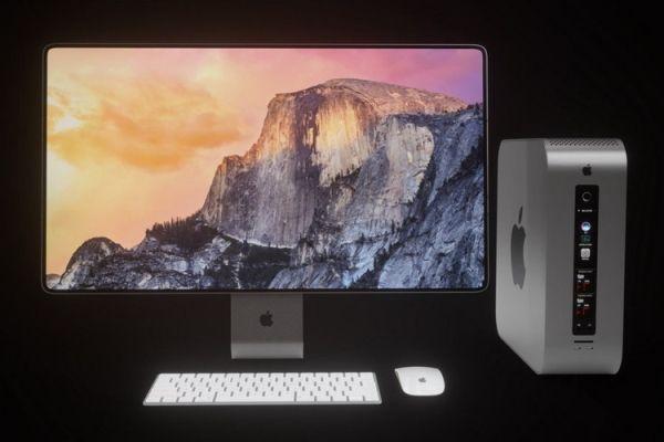 Опубликованы первые снимки нового ПК Apple Mac Pro