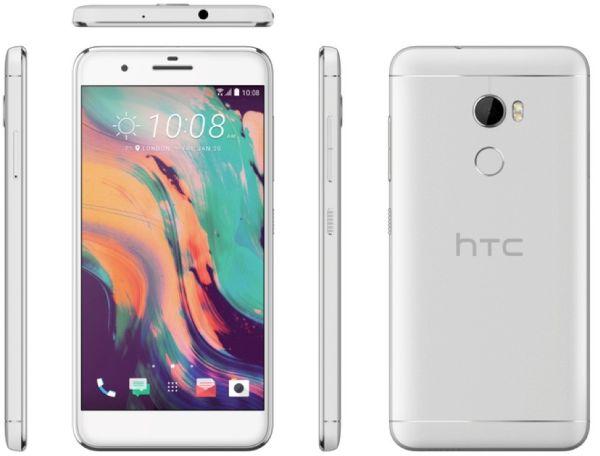 В России официально представлен смартфон HTC One X10