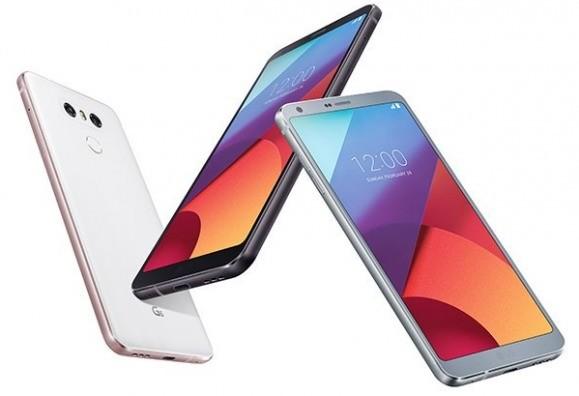 Флагманский смартфон LG G6 вышел в России