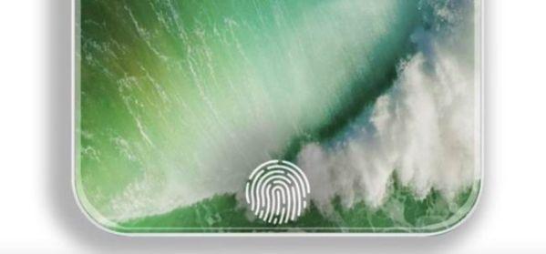 Apple iPhone 8 может немного задержаться из-за Touch ID