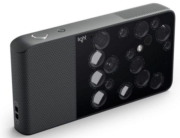 Фотоаппарат Light L16 оснастили 16 камерами