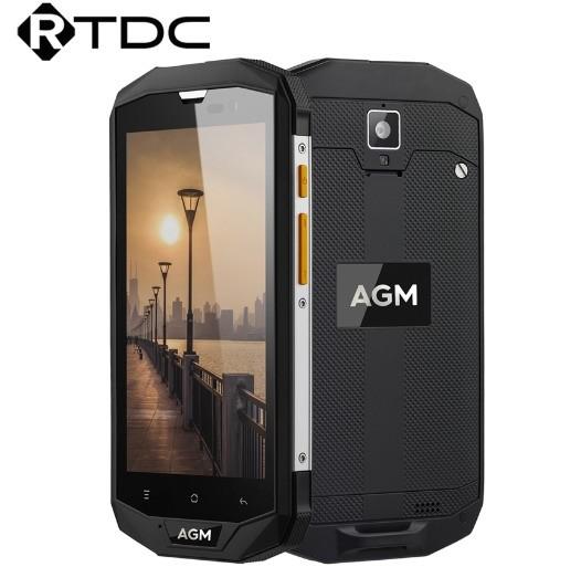 Смартфон AGM A1Q за $130 защищен от воды