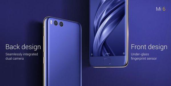 Смартфон Xiaomi Mi 6 представлен официально