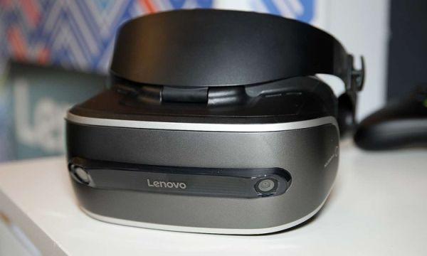 Lenovo выпустит VR-шлем во второй половине года