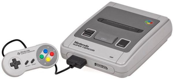 Nintendo вернет к жизни игровую приставку SNES