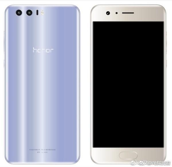 Смартфон Huawei Honor 9 показался на новой фотографии