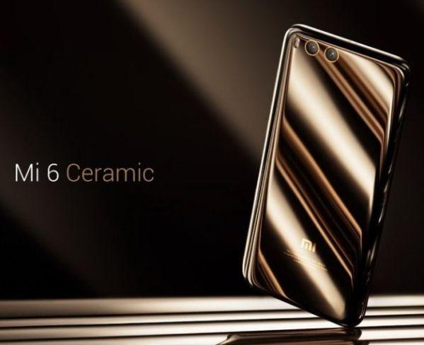 Xiaomi раскрасит Mi 6 в 11 цветов