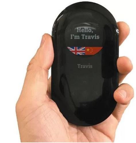 Travis — карманный переводчик со знанием 80 языков