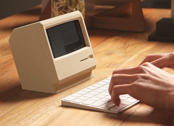 Как превратить Apple iPhone в старый Макинтош?