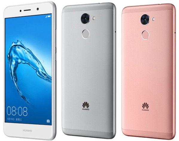 Анонсирован недорогой смартфон Huawei Enjoy 7 Plus