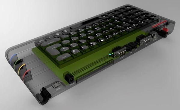 На Kickstarter хотят возродить компьютер ZX Spectrum