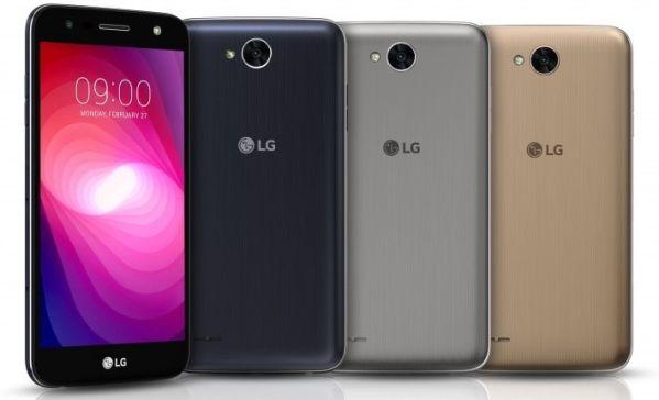 Смартфон LG X Power 2 выйдет в июне текущего года