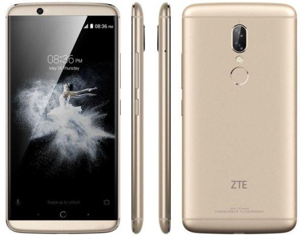 Смартфон ZTE Axon 7s анонсирован официально
