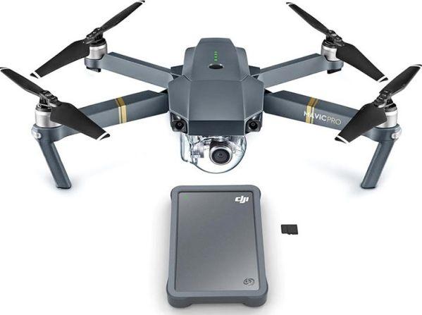 Seagate создала винчестер Fly Drive для дронов