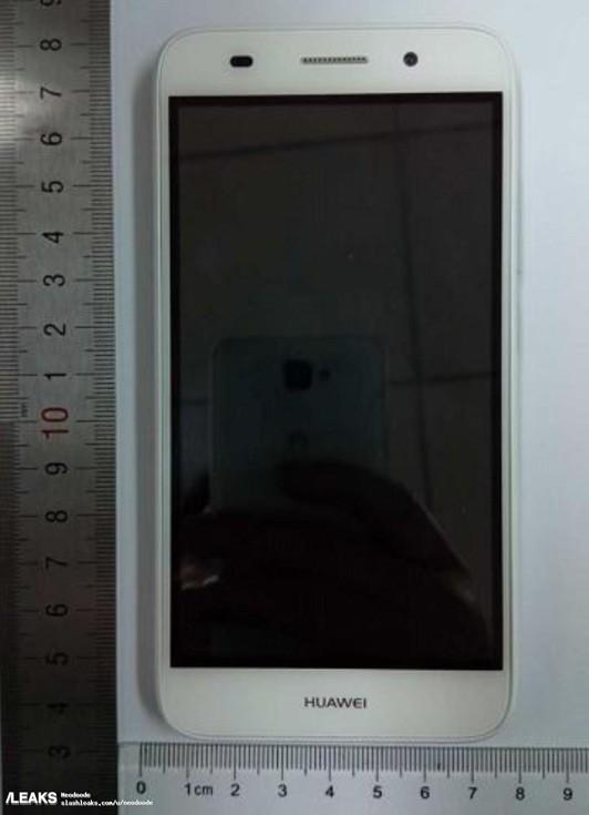 Первые фото смартфона Huawei Y3 2017 попали в Сеть