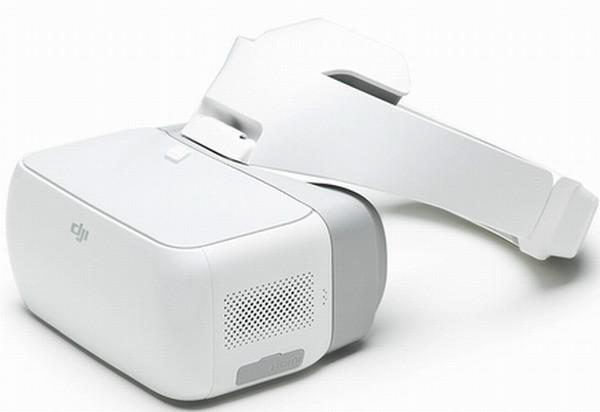 Гарнитура DJI Goggles позволит управлять дронами от первого лица