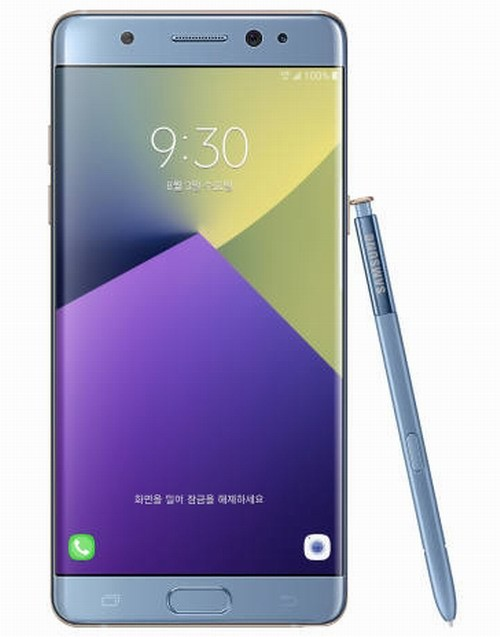 Смартфон  Samsung Galaxy Note 7 выйдет в начале лета