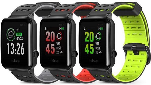 Представлены умные часы Xiaomi WeLoop Hey 3S с GPS