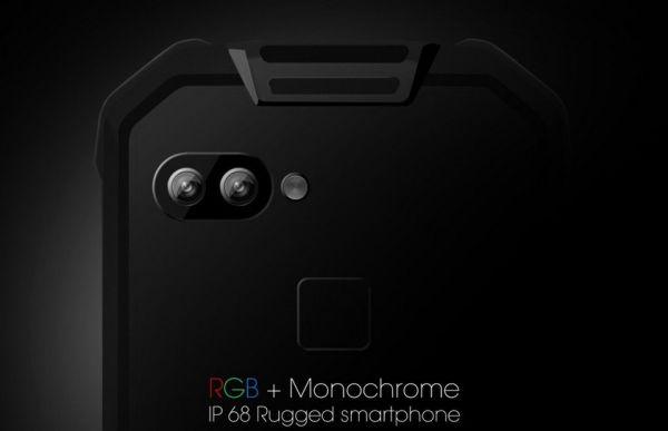 В защищенный смартфон AGM X2 встроили двойную камеру