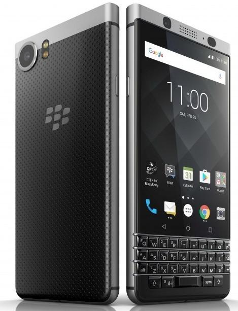 Смартфон BlackBerry Keyone поступил в продажу