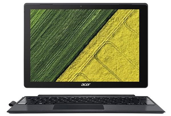В планшете Acer Switch 5 установлен процессор Intel Kaby Lake