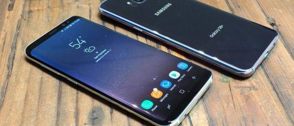 Смартфоны Samsung Galaxy S8 начали самопроизвольно перезагружаться