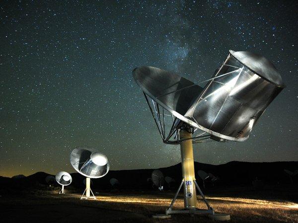 Ученые из SETI смогут изучить миллион звездных систем к 2037 году
