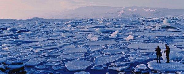 Ученые: Странная идея по «заморозке» Арктики действительно может сработать