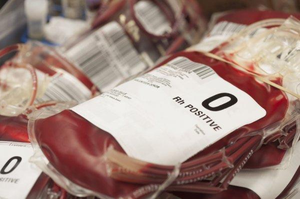 Риск сердечного приступа зависит от группы крови — ученые