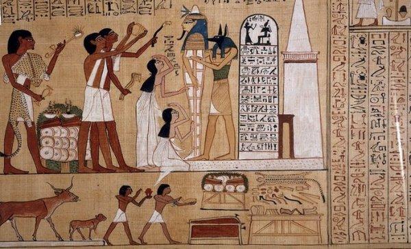 Археологи обнаружили в Египте таинственный погребальный сад