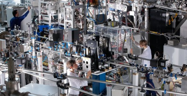 Ученые запустили самый огромный в мировой практике рентгеновский лазер DESY