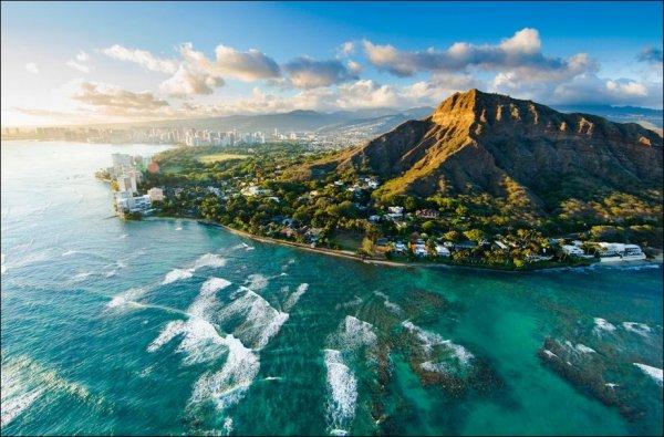 Ученые рассказали, как сформировались Гавайские острова