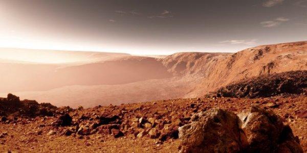Ученые обнаружили на Марсе древний город