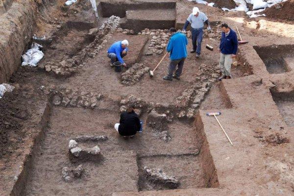 В Китае было обнаружено древнее захоронение возрастом около 1800 лет