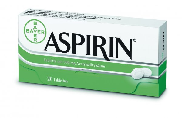 Учёные: Употребление аспирина может привести к инсульту