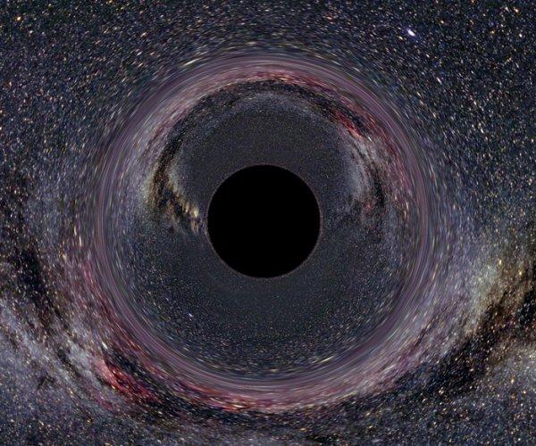 Жизнь во Вселенной зародилась в черных дырах – Ученые