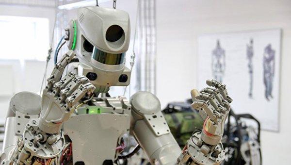 В России разрабатывают космического робота для отправки на МКС в 2021 году