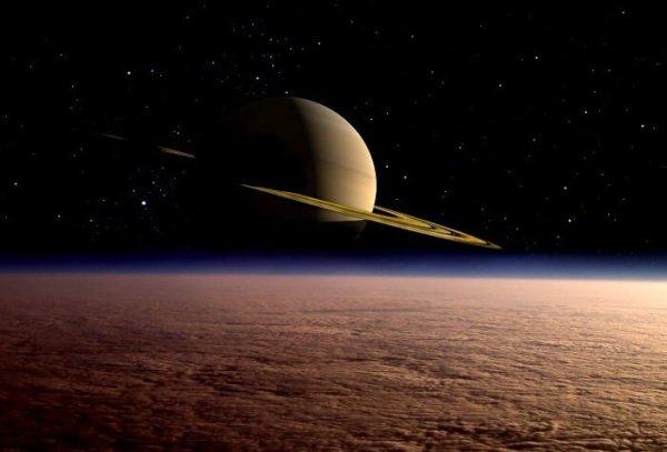 Ученые: Титан больше похож на Марс, а не за Землю