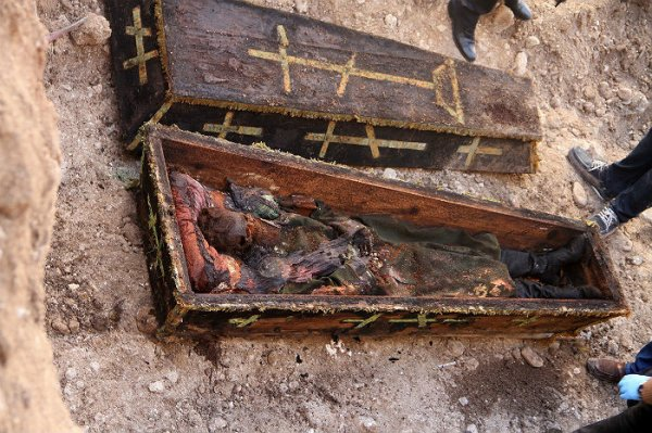В Турции идентифицировали останки древнего русского офицера