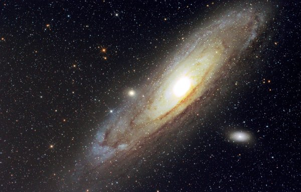 Ученые: Тройная звездная система ставит под сомнения Теорию относительности