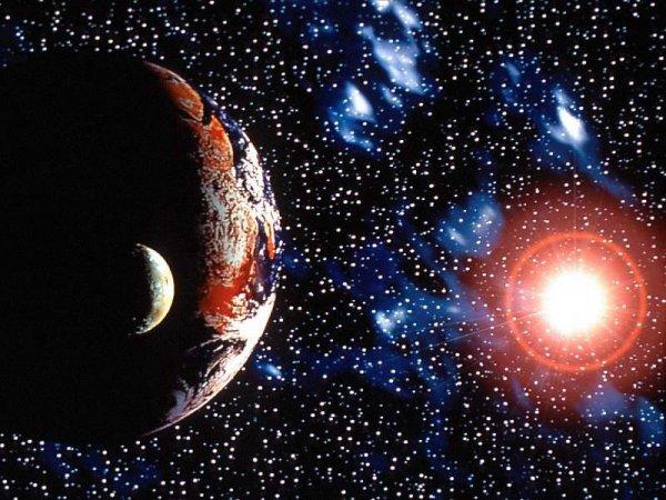 Внеземная цивилизация: Теории наличия жизни в космосе