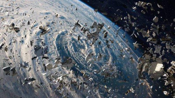 Российские ученые обнаружили в космосе летающие пленки