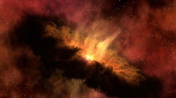 Из поля зрения ученых неожиданно исчезла звезда N6946-BH1