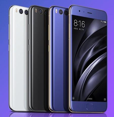 Смартфон Xiaomi Mi 6 Plus задержится из-за Samsung S8