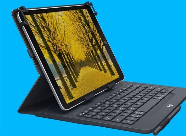 Чехол Logitech Universal Folio превратит планшет в ноутбук