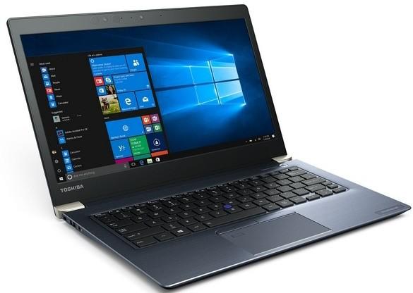 Ноутбук Toshiba Portege X30 защищен по военному стандарту