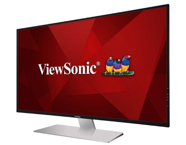 Диагональ монитора ViewSonic VX4380-4K превысила 40 дюймов