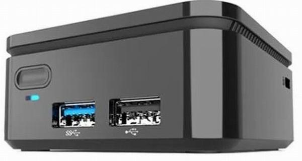 ECS показала компактный неттоп PB01CF на Apollo Lake