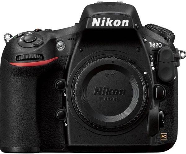 Nikon покажет зеркальный фотоаппарат D820 этим летом