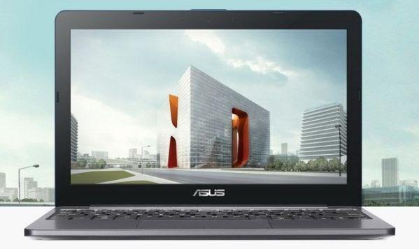 Ноутбук Asus VivoBook E12 продержится 10 часов без подзарядки